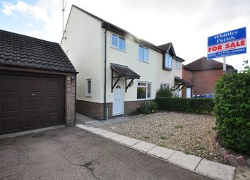 Thumbnail 3 bed semi-detached house for sale in Cobbold Street, Roydon, Diss