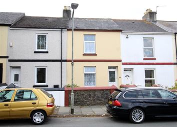 Thumbnail 2 bed terraced house for sale in Coombe Park Lane, West Park, Plymouth
