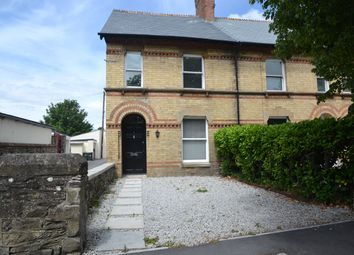 3 bed end terrace house for sale in Victoria Terrace, Barnstaple EX32
