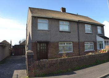 Thumbnail 3 bed semi-detached house for sale in College Green, Port Talbot, Neath Port Talbot.