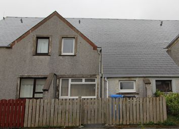 Thumbnail 1 bed terraced house for sale in Church Hill Flats, Griminish, Isle Of Benbecula