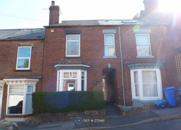 Thumbnail 3 bed terraced house to rent in Meersbrook Avenue, Sheffield