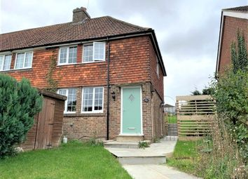 3 bed semi-detached house for sale in Church Field Cottages, Landway, Seal, Sevenoaks TN15