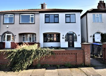 Thumbnail 3 bed semi-detached house for sale in Kenilworth Gardens, Blackpool, Lancashire