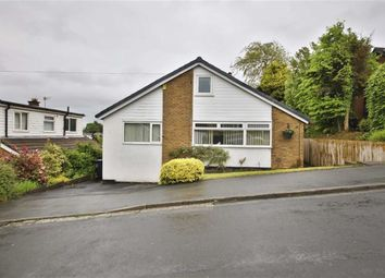 Thumbnail 4 bed detached bungalow for sale in The Evergreens, Blackburn