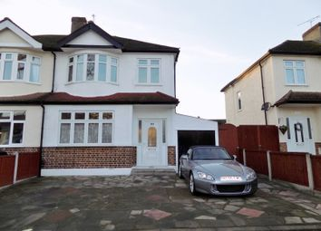 Thumbnail 3 bed semi-detached house for sale in Mawney Road, Romford, Essex