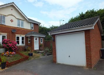 Thumbnail 3 bed semi-detached house for sale in Fairwood Close, Paxcroft Mead, Trowbridge, Wiltshire.