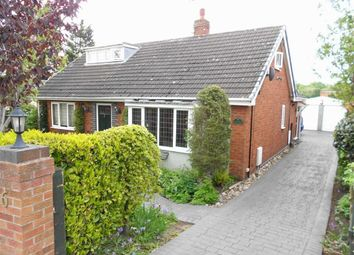 Thumbnail 4 bed detached bungalow for sale in Gresty Green Road, Shavington, Crewe