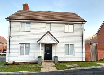 3 bed detached house for sale in Templars Drive, Rochester ME2