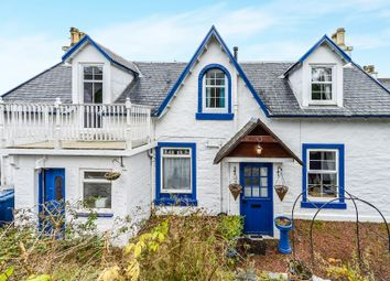 Thumbnail 4 bedroom link-detached house for sale in Pier Road, Clynder, Helensburgh