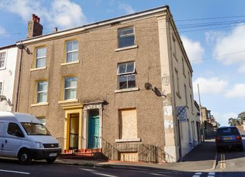 Thumbnail 6 bed terraced house for sale in 32 Eaglesfield Street, Maryport, Cumbria