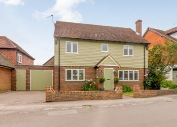 Thumbnail 4 bed detached house for sale in The Common, Dunsfold, Godalming