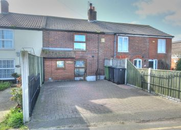 2 bed terraced house for sale in California Road, Scratby, Great Yarmouth NR29