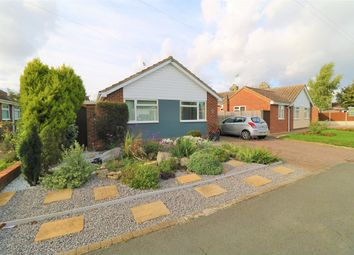 Thumbnail 3 bed detached bungalow for sale in Lucerne Road, Elmstead, Colchester