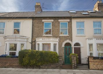 Thumbnail 2 bed terraced house for sale in Tenison Road, Cambridge