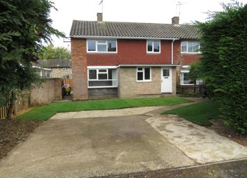 Thumbnail 4 bed detached house to rent in Bingham Walk, Corby