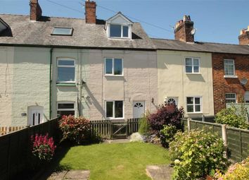 Thumbnail 3 bed terraced house for sale in Park Terrace, Whittington Road, Oswestry
