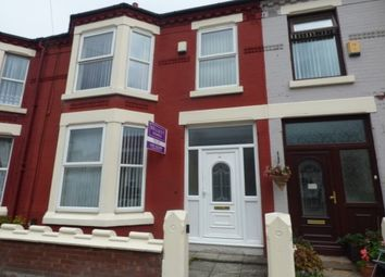 Thumbnail 3 bed property to rent in Lusitania Road, Liverpool
