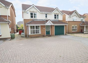 Thumbnail 4 bed detached house to rent in Ellwood Close, Meanwood, Leeds, West Yorkshire