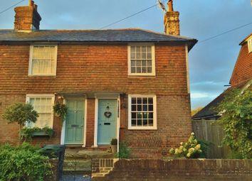 Thumbnail 2 bedroom end terrace house for sale in High Street, Ticehurst, Wadhurst
