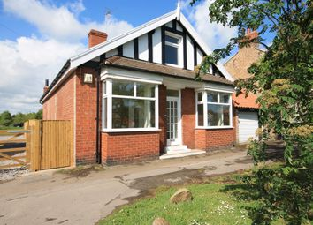 Thumbnail 4 bed detached bungalow for sale in Long Street, Thirsk