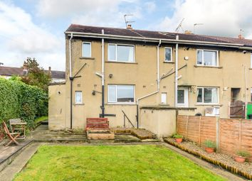 Thumbnail 2 bedroom end terrace house for sale in Hawthorne Avenue Shipley, Shipley