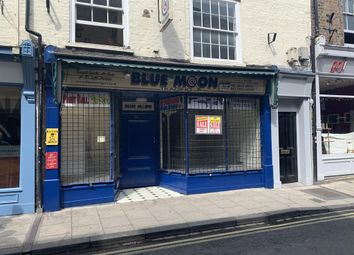 Thumbnail Commercial property for sale in 38 Goodramgate, York