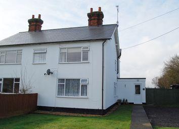 Thumbnail 3 bedroom semi-detached house to rent in Barleylands Road, Billericay