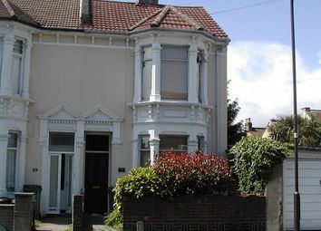 Thumbnail 4 bed end terrace house to rent in Francis Avenue, Southsea