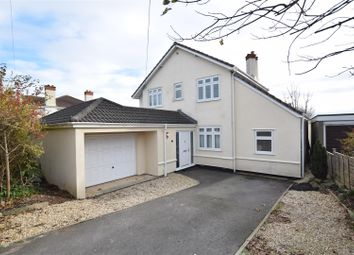 Thumbnail 4 bedroom detached house for sale in Thackeray Road, Clevedon