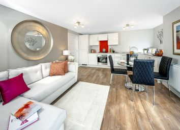 "Thumbnail 2 bed flat for sale in ""Darwin"" at King's Haugh, Peffermill Road, Edinburgh"