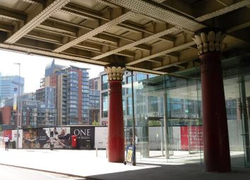 Retail premises to let in Salford Central Railway Station, New Bailey Street, Salford, Greater Manchester M3