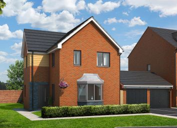 "Thumbnail 3 bed property for sale in ""The Canterbury At The Woodlands, Newton Aycliffe"" at Ashtree Close, Newton Aycliffe"