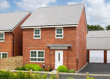 "Thumbnail 4 bed detached house for sale in ""Chester"" at Fleece Lane, Nuneaton"