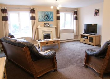 Thumbnail 3 bed bungalow for sale in Kingsdale Croft, Stretton, Burton-On-Trent