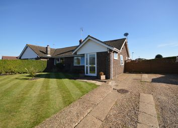 Thumbnail 3 bed detached bungalow for sale in Stebbings Close, Grimston, Kings Lynn, Norfolk