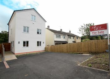 Thumbnail 4 bed detached house for sale in Lake View, Old Quay, Greenfield, Flintshire