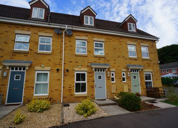 Thumbnail 3 bed terraced house for sale in Coed Celynen Drive, Abercarn, Newport