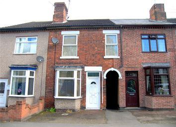 Thumbnail 2 bedroom terraced house for sale in Lower Somercotes, Somercotes, Alfreton