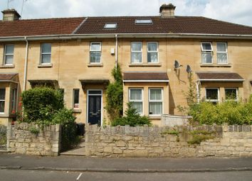 Thumbnail 3 bed terraced house for sale in Forester Avenue, Bathwick, Bath