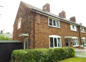 Thumbnail 2 bed end terrace house for sale in Green Lane Estate, Green Lane, Sealand, Deeside