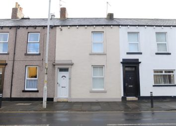 Thumbnail 2 bed terraced house for sale in Norfolk Street, Carlisle