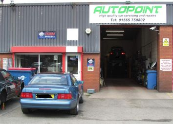 Thumbnail Parking/garage for sale in Autopoint, Knutsford