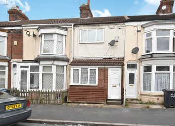 Thumbnail 2 bedroom terraced house for sale in Montrose Street, Hull, North Humberside