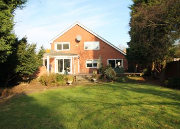 Thumbnail 5 bed detached house for sale in Craighill Walk, Knighton, Leicester