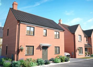Thumbnail 3 bed detached house for sale in The Atworth At The Jam Factory, Easterton, Devizes, Wiltshire