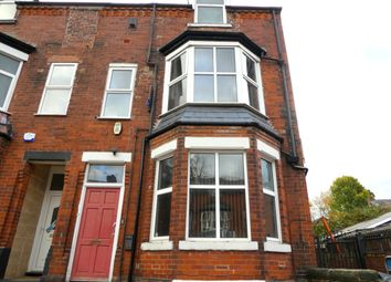 Thumbnail 7 bed end terrace house to rent in Booth Avenue, Fallowfield, Manchester