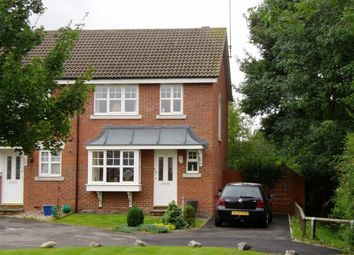 Thumbnail 3 bed semi-detached house to rent in Grosvenor Road, Rayleigh, Essex