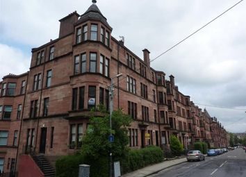 Thumbnail 3 bedroom flat to rent in Kersland Street, Glasgow