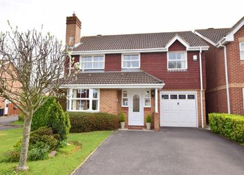 Thumbnail 4 bed detached house for sale in Hamfield Drive, Hayling Island, Hampshire